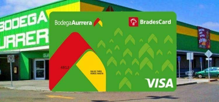 Solicitar Tarjeta de Bodega Aurrera